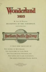 Cover of Wonderland 1905