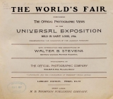 Cover of The World's Fair
