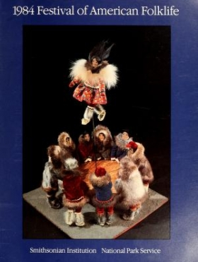 Cover of 1984 Festival of American Folklife