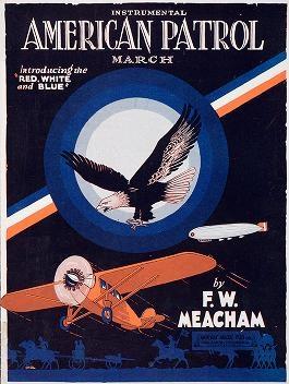 "Cover of ""American patrol"""