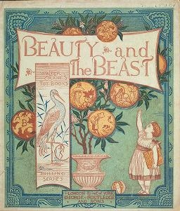 "Cover of ""Beauty and the beast"""