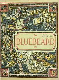 "Cover of ""Bluebeard"""