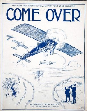 "Cover of ""Come over /"""