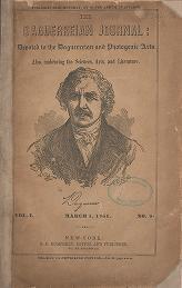 Cover of The Daguerreian journal