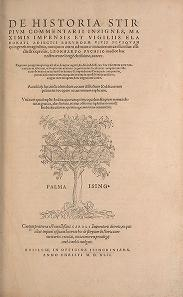 "Cover of ""De historia stirpium commentarii insignes"""
