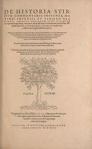 """Cover of """"De historia stirpium commentarii insignes"""""""