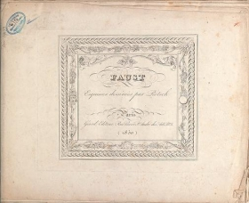 "Cover of ""Faust"""
