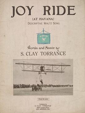 "Cover of ""Joy ride"""