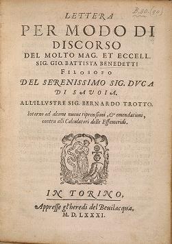 """Cover of """"Lettera per modo di discorso /"""""""