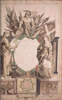 """Cover of """"Petit traitté de la fortification moderne"""""""