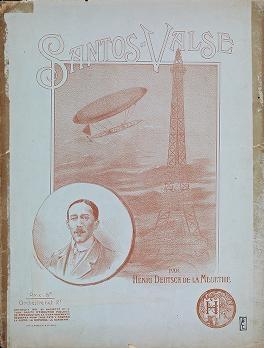 """Cover of """"Santos-valse"""""""