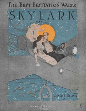 "Cover of ""Skylark"""