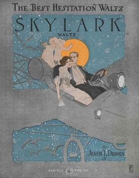 """Cover of """"Skylark"""""""