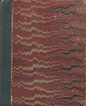 "Cover of ""A.W. Quilter journal of travels in East Africa"""