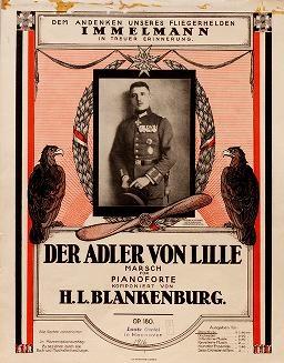 """Cover of """"Der Adler von Lille"""""""