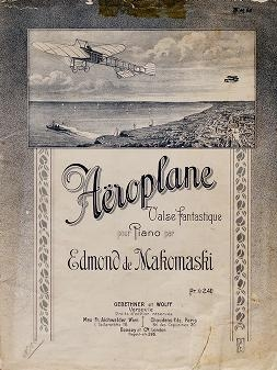 "Cover of ""Aëroplane"""