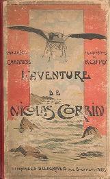 "Cover of ""L'aventure de Nicolas Corbin"""