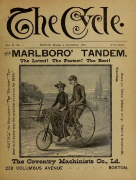 "Cover of ""The Cycle"""