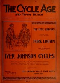 """Cover of """"The Cycle age and trade review"""""""