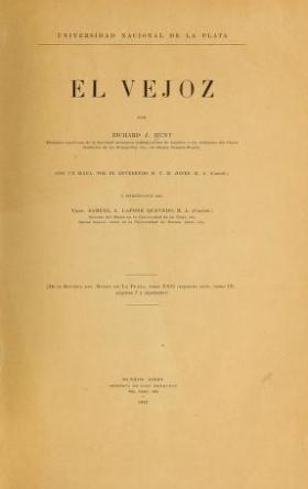 Cover of El vejoz