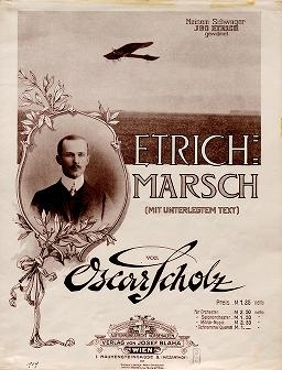 "Cover of ""Etrich-Marsch"""