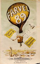 """Cover of """"Farvel 89"""""""