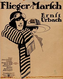 "Cover of ""Flieger-Marsch"""
