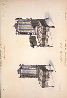 "Cover of ""Le garde-meuble"""