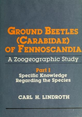 Cover of Ground beetles (Carabidae) of Fennoscandia