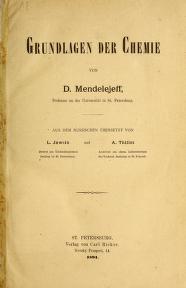 """Cover of """"Grundlagen der Chemie /"""""""