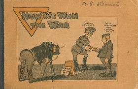 "Cover of ""How we won the war"""