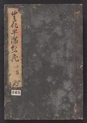 "Cover of ""Ikebana hayamanabi v. 10"""