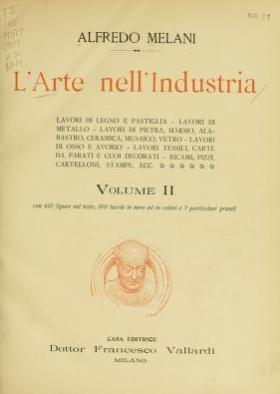 L'arte nell'industria v. 2