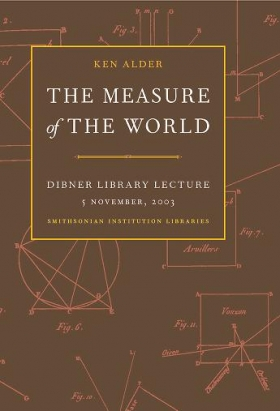 """Cover of """"The measure of the world /"""""""
