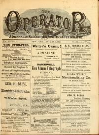 "Cover of ""Operator"""