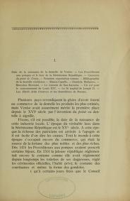 """Cover of """"Origines de la dentelle de Venise et l'ecole de Burano"""""""