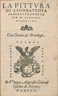 "Cover of ""La pittvra"""