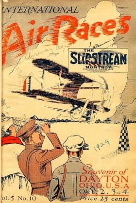 Cover of The Slipstream