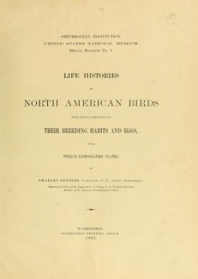 Cover of Special bulletin