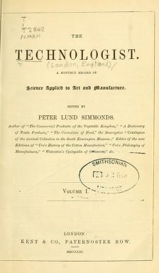 Cover of The Technologist