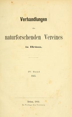 """Cover of """"Versuche über Pflanzen-Hybriden /"""""""