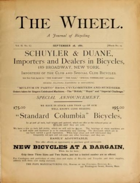 "Cover of ""The wheel"""