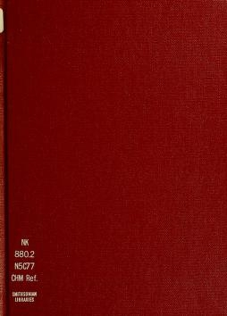 Cover of The wonders of thread