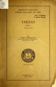 Yakṣas