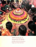 Cover of 1985 Festival of American folklife, June 26-30July 3-7