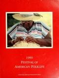 Cover of 1990 Festival of American Folklife