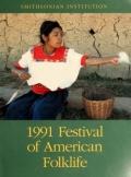 Cover of 1991 Festival of American Folklife