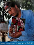 "Cover of ""1993 Festival of American Folklife"""