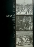 Cover of 34th annual Smithsonian Folklife Festival on the National Mall, Washington, D.C., June 23-27 & June 30-July 4, 2000