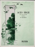 """Cover of """"Aces high"""""""